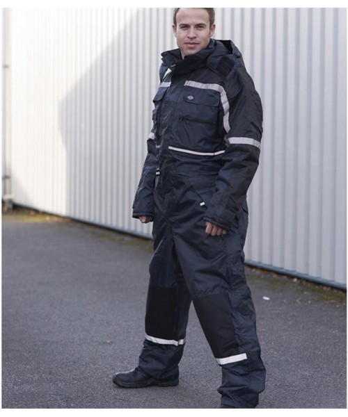 Plain WATERPROOF PADDED COVERALL DICKIES