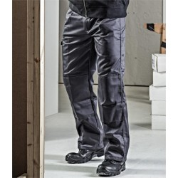 Plain REDHAWK SUPER WORK TROUSERS DICKIES 260 GSM