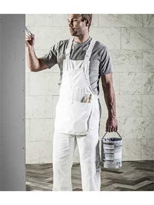 Plain PAINTERS BIB N BRACE COVERALL DICKIES 245 GSM