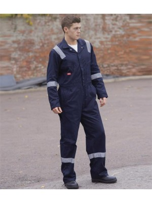 Plain COTTON COVERALL DICKIES 260 GSM
