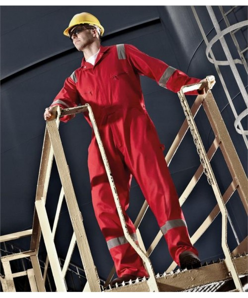 Plain LIGHTWEIGHT COTTON COVERALL DICKIES 170 GSM