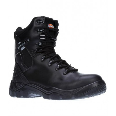 Plain S1P QUEBEC LINED SAFETY BOOTS DICKIES