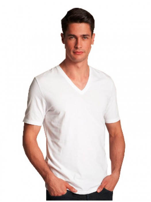 KUSTOM KIT White Superior Hunky® T-Shirt