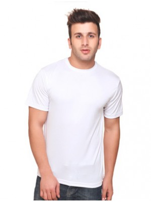 B&C Adult 220 GSM White 100% Ringspun Cotton T-Shirt